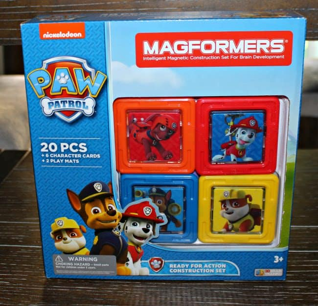 Building Toys For All Ages with Magformers Magnetic Construction Sets