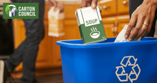 What Happens To Your Carton Recyclables Once They Leave Your Home?