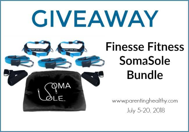 Kickstarter Deals with Finesse Fitness SomaSole Bundle - Giveaway