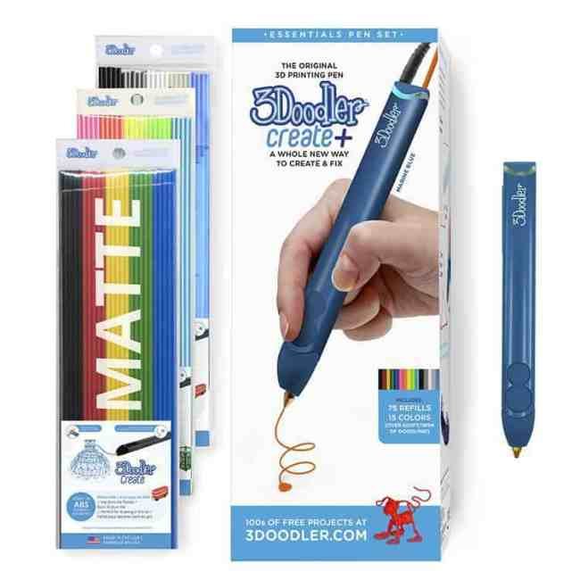 3Doodler is the Newest STEM Gift for the Creative Minds
