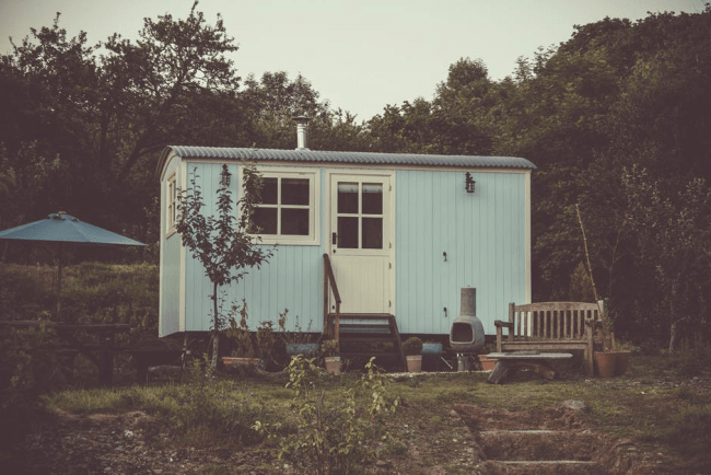 6 Rules For Interior Design In A Tiny Home