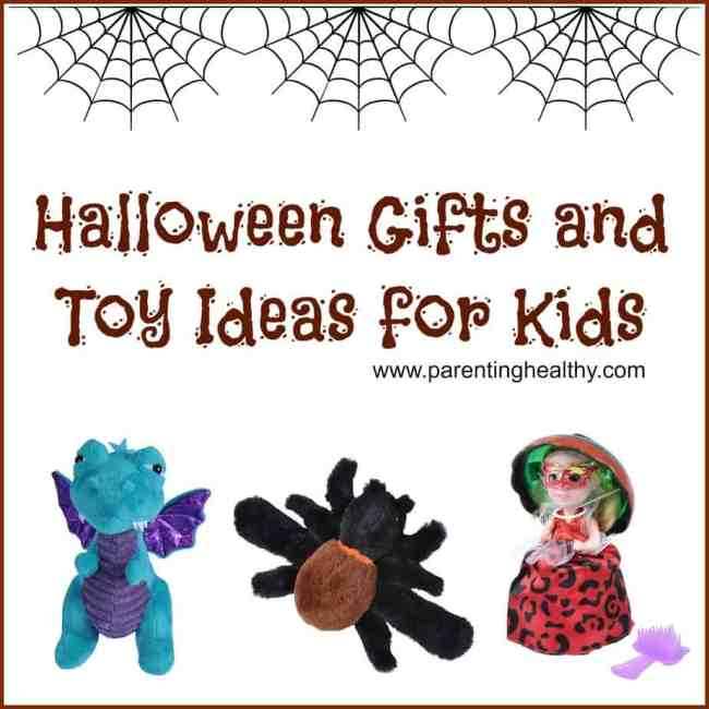 Halloween Gifts and Toy Ideas for Kids