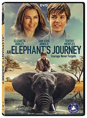 AN ELEPHANT'S JOURNEY with Elizabeth Hurley