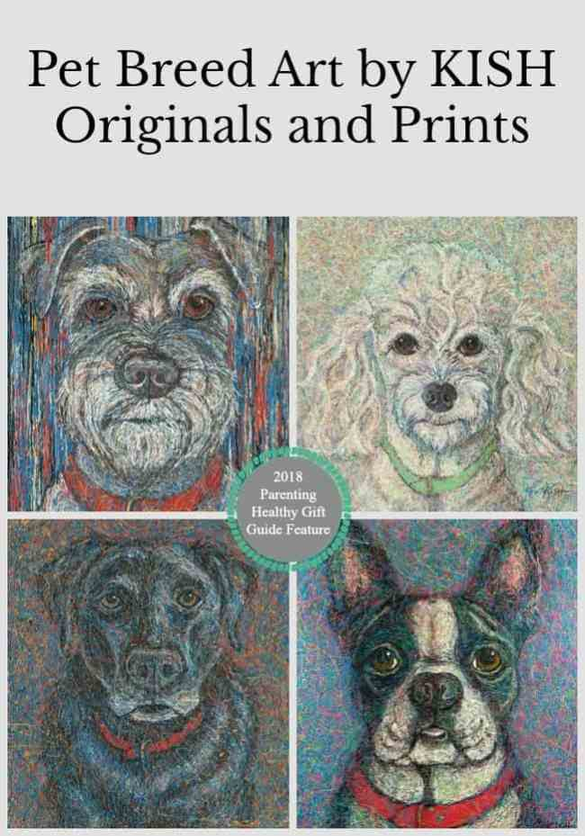 Pet Breed Art by KISH Originals and Prints