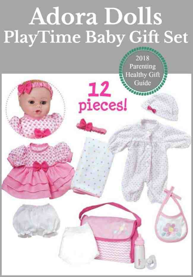 Adora Dolls PlayTime Baby Gift Set