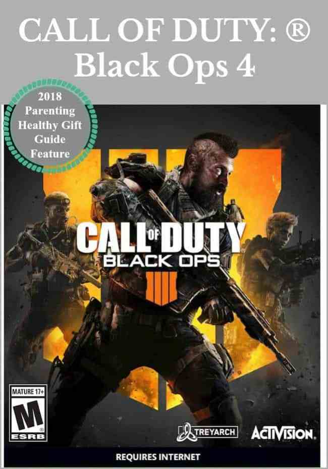 CALL OF DUTY: ® Black Ops 4 Video Game