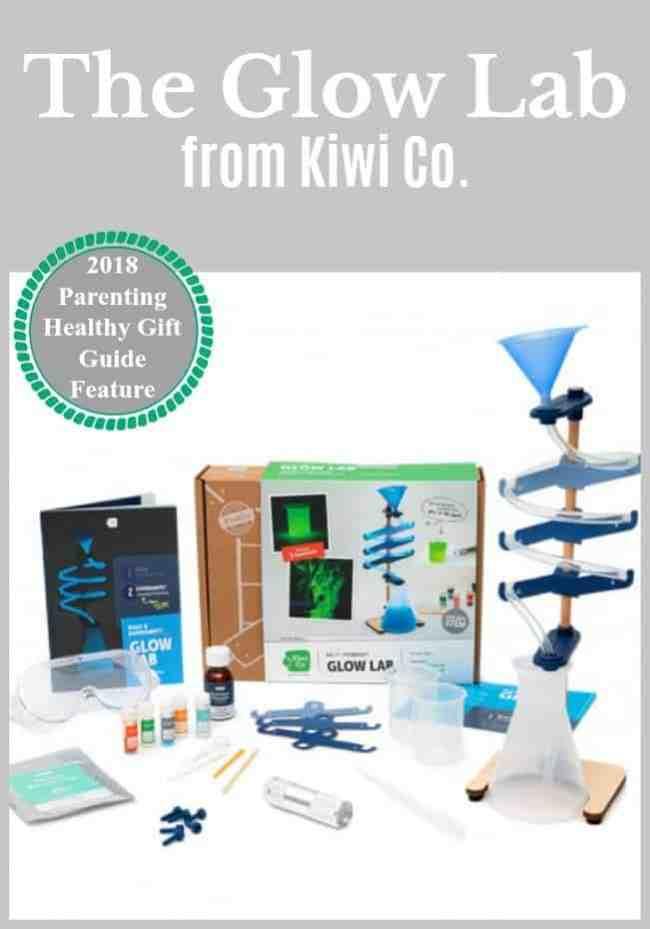 Kiwi Co. The Glow Lab STEM Science Kit
