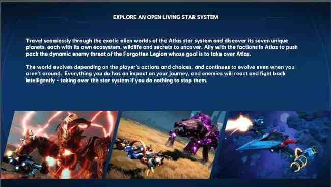 Playing Starlink