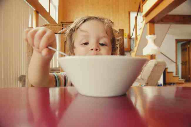 5 Tips for Healthy Eating Habits in Kids