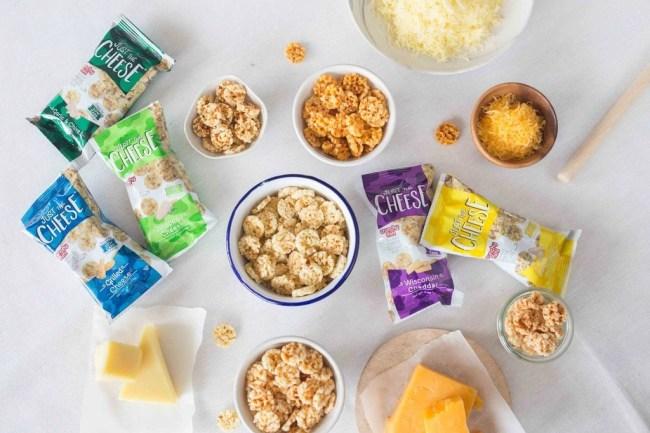Keto protein snacks