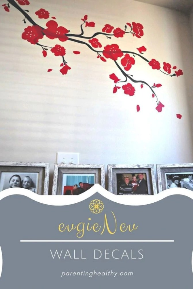 evgieNev Decorative Wall Decals and Large Stickers