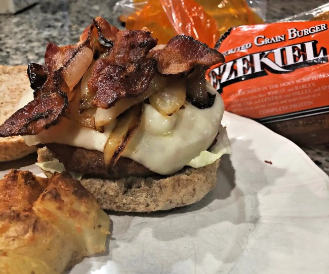 Smoked Turkey Cheeseburgers Recipe With Food For Life
