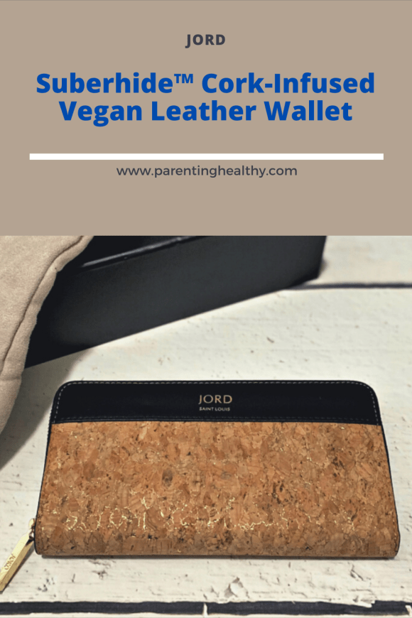 Jord Suberhide™ Vegan Leather Wallet Review