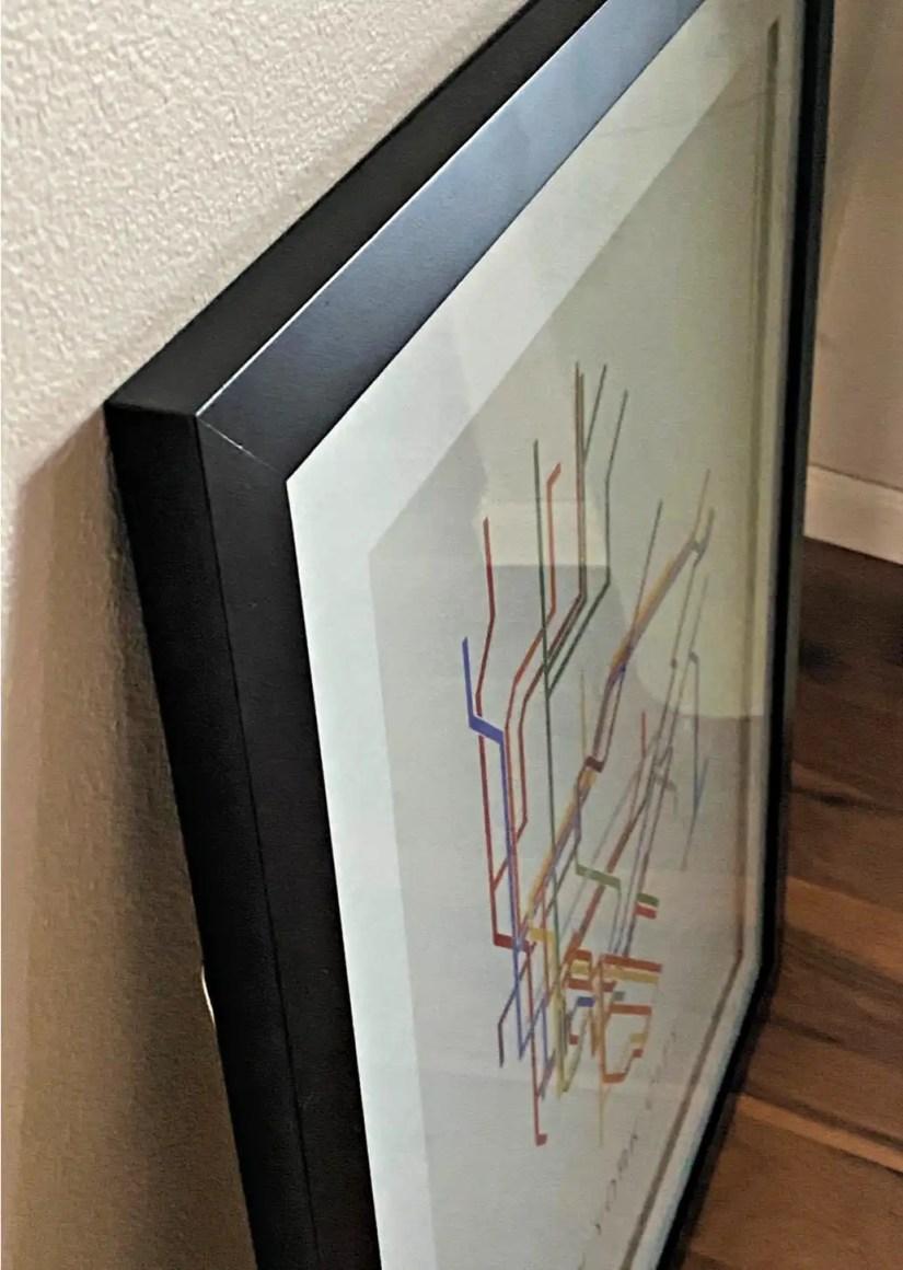 framed art