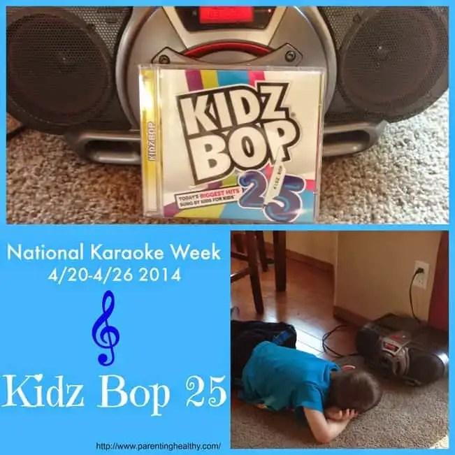 Grab up Kidz Bop 25