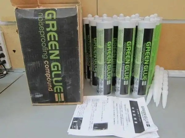 what to use Green Glue for