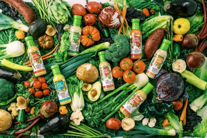New Plant Based Dressings & Spreads From BetterBody Foods