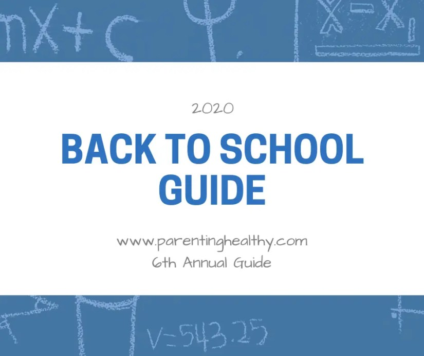 2020 Back to School Guide