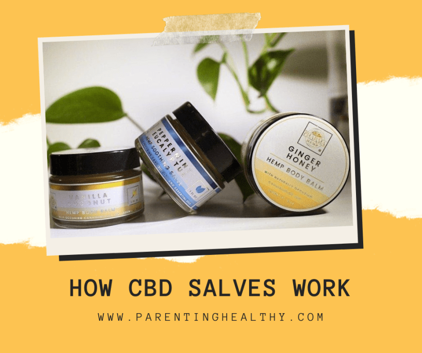 How CBD Salves Work