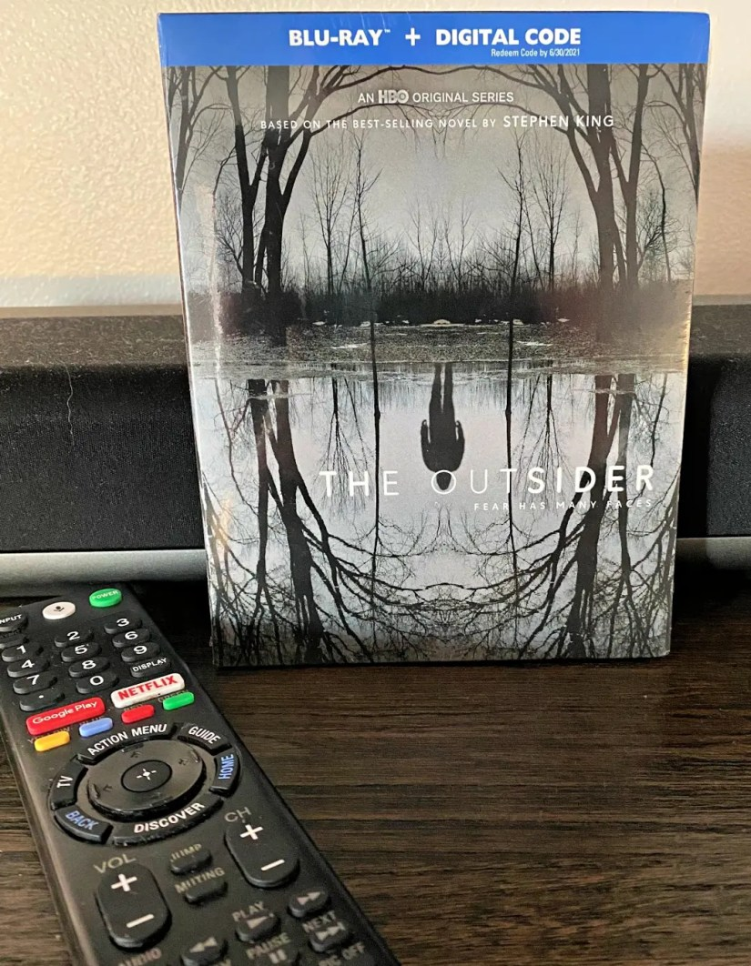 The Outsider: The Complete First Season available to own