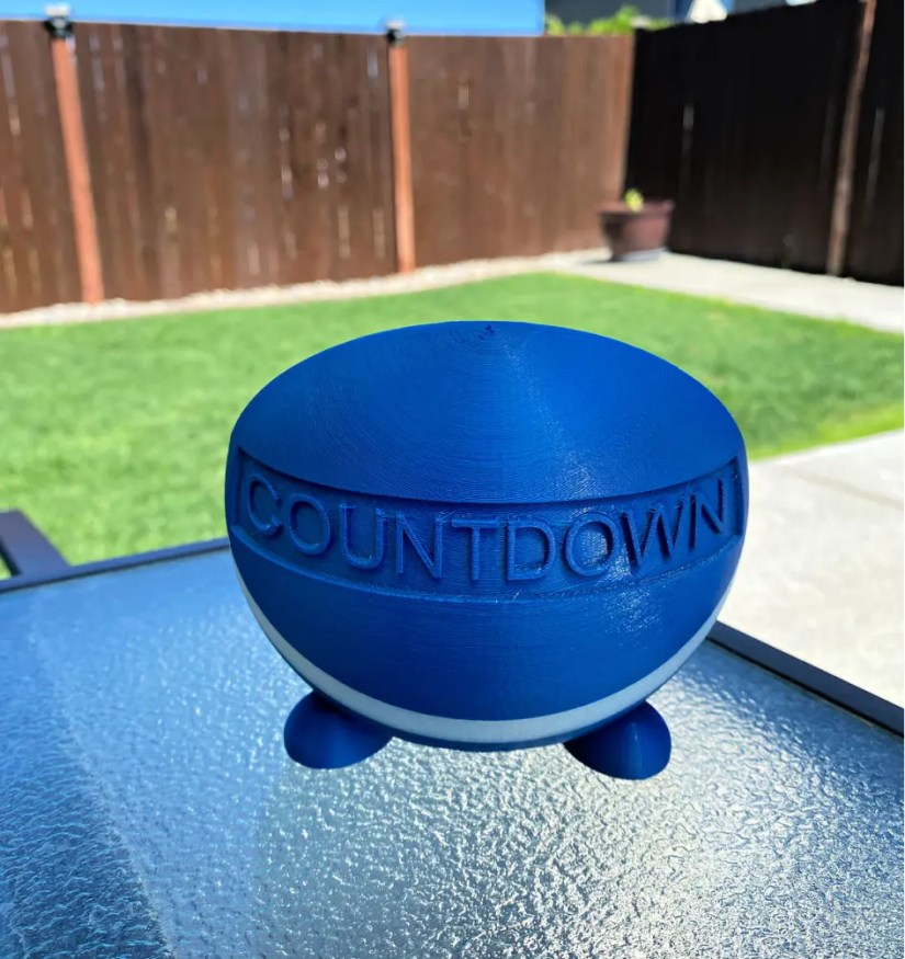 The Countdown Game