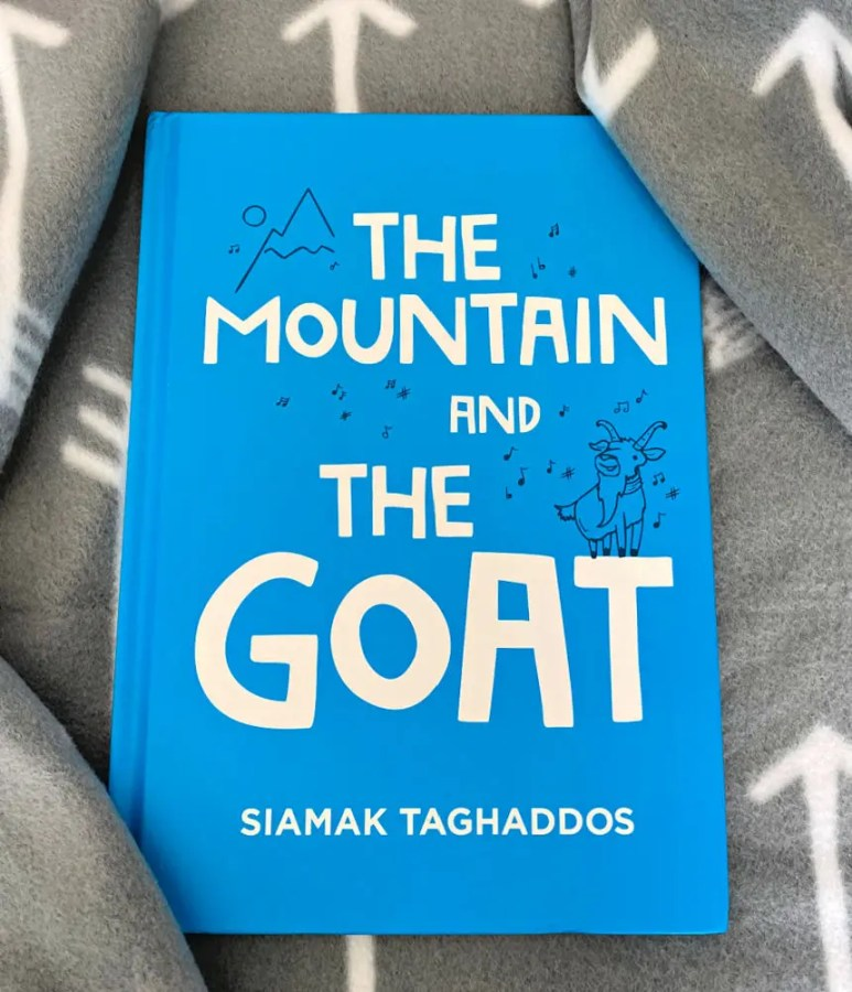 Children's Book Review - The Mountain and the Goat #Giveaway