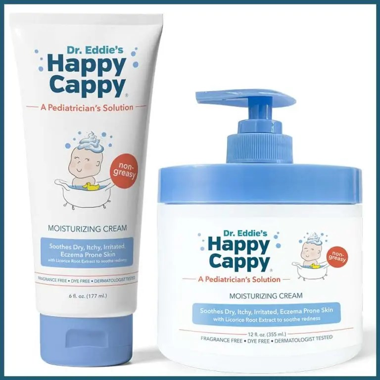 Moisturizing Cream for Baby -  Best for Eczema and Sensitive Skin