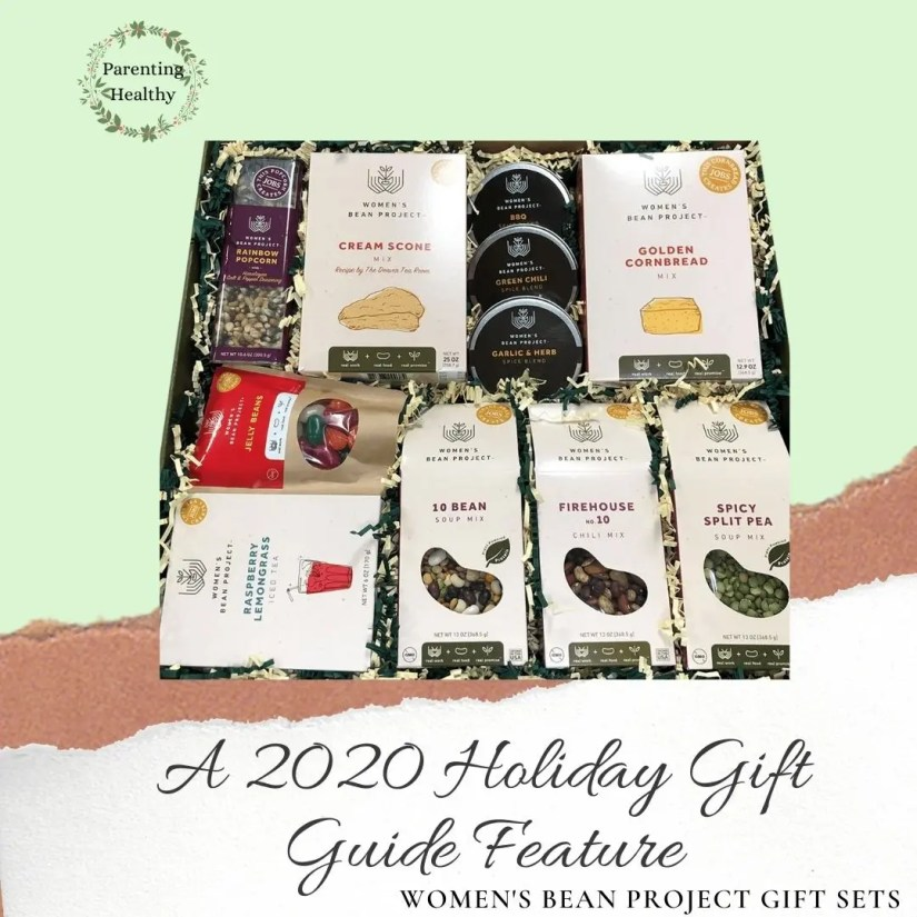 The Sampler Gift Box by Women's Bean Project