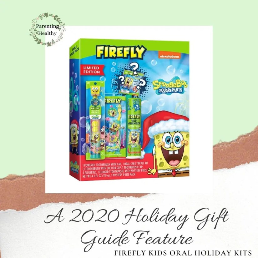 NEW Firefly Kids Holiday Smile Kits Available