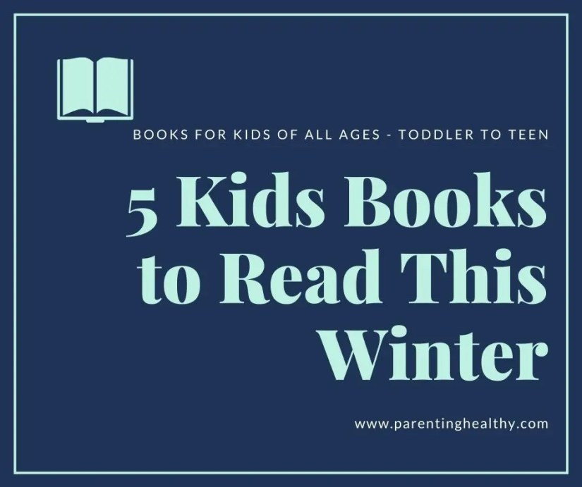 5 Books for Children of All Ages to Read this Winter