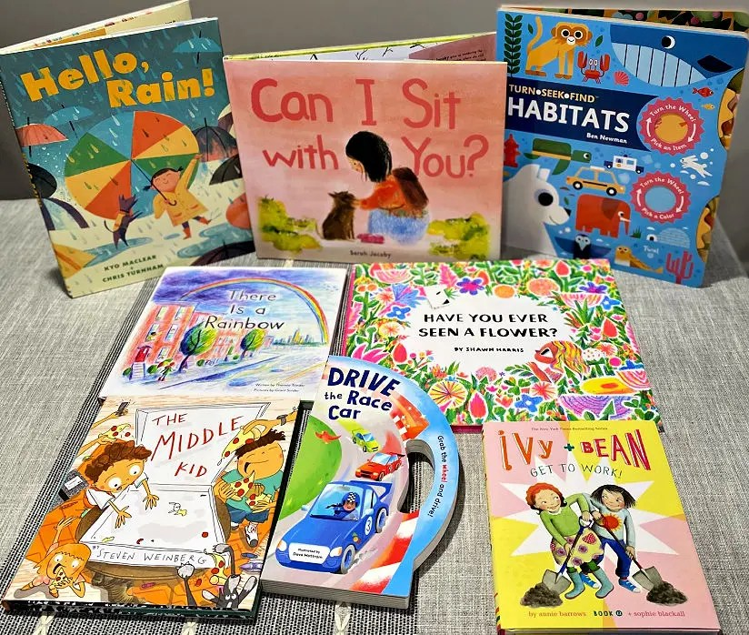 Replenish Your Home Library with these 8 Children Books