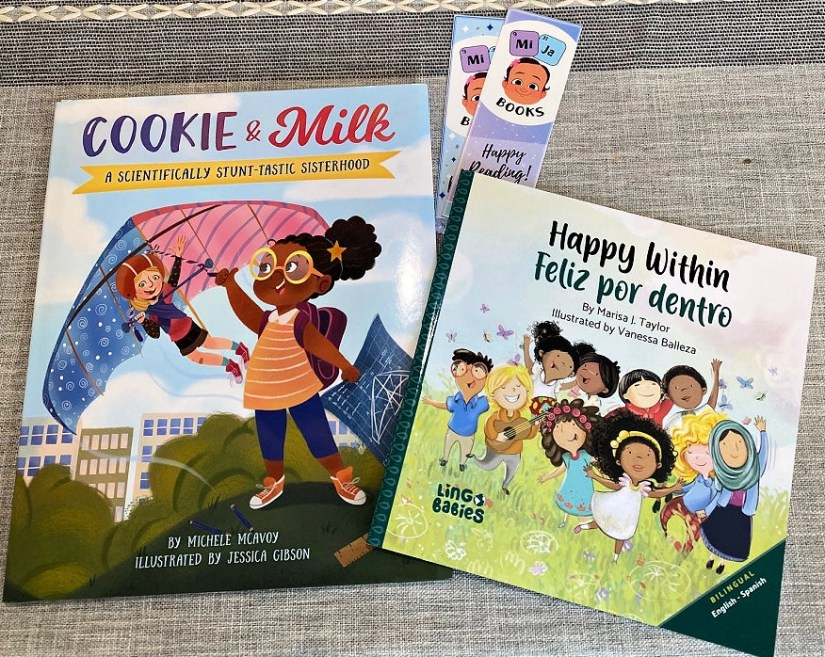 Mija Books hosts hundreds of children's books about diversity and cultures
