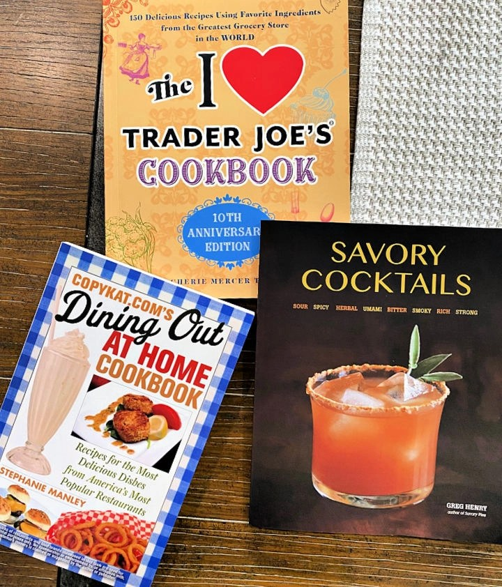 Three Books the Foodie Dad will Love