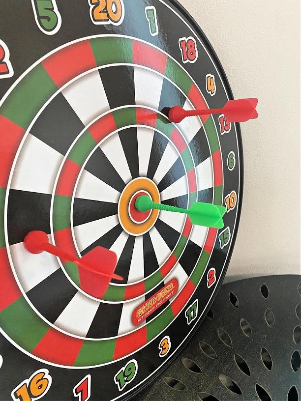 game of darts