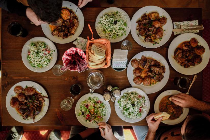 Why Eating Together as a Family Post-Pandemic is an Important Ritual