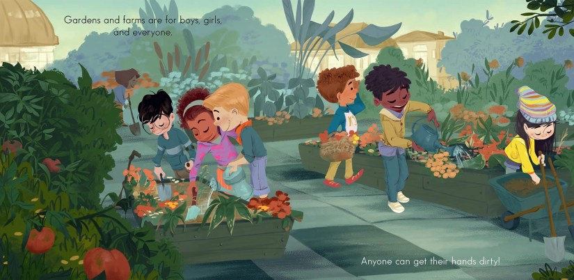 children's book about gender equality