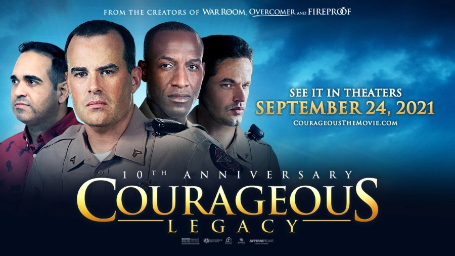 COURAGEOUS LEGACY the movie