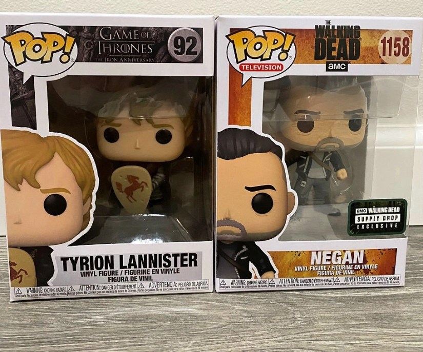 The best gifts are from FUNKO - Snapsies and Pop! Collectibles