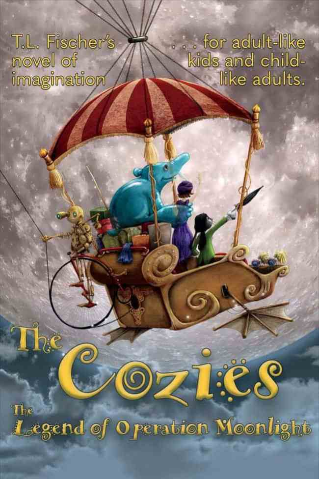 Imaginate and Learn with Children's Book: The Cozies: The Legend of Operation Moonlight