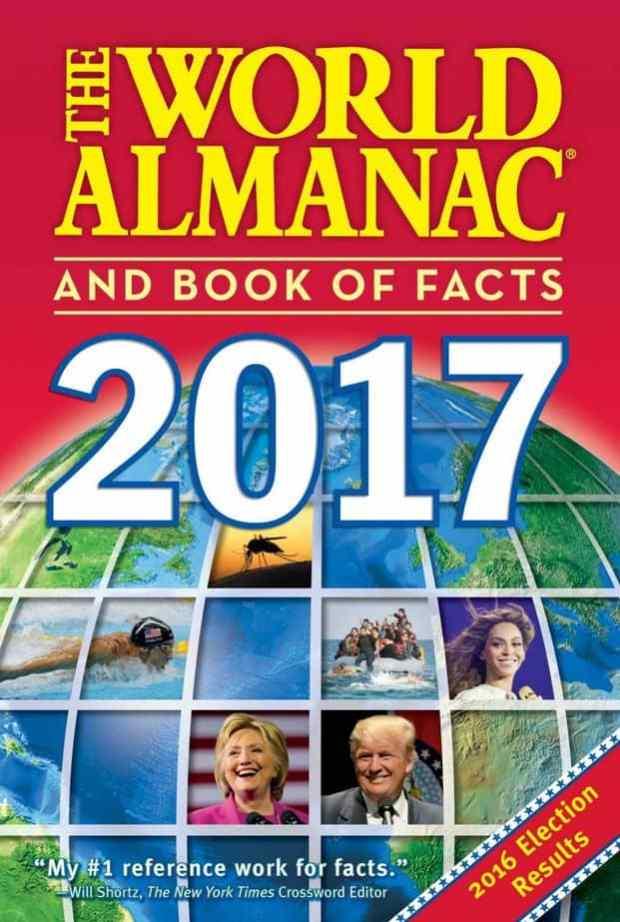 World Almanac 2017