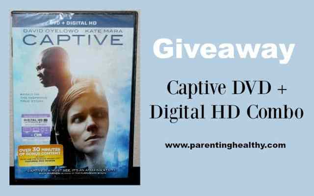 Captive DVD Release