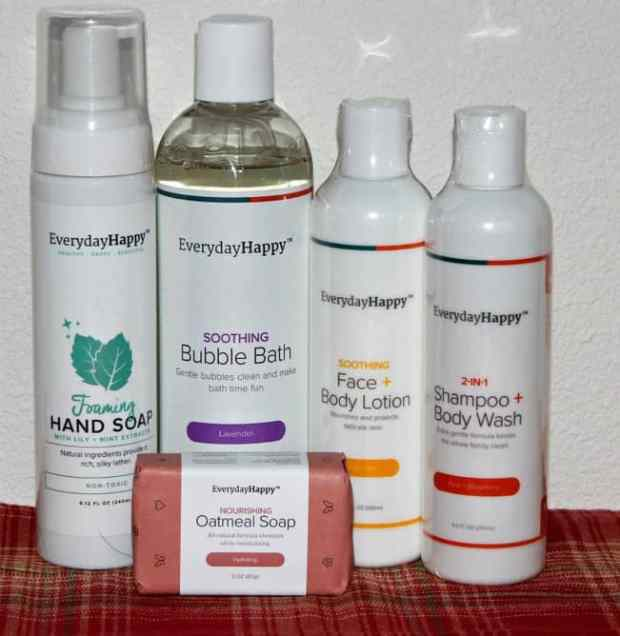 EverydayHappy products