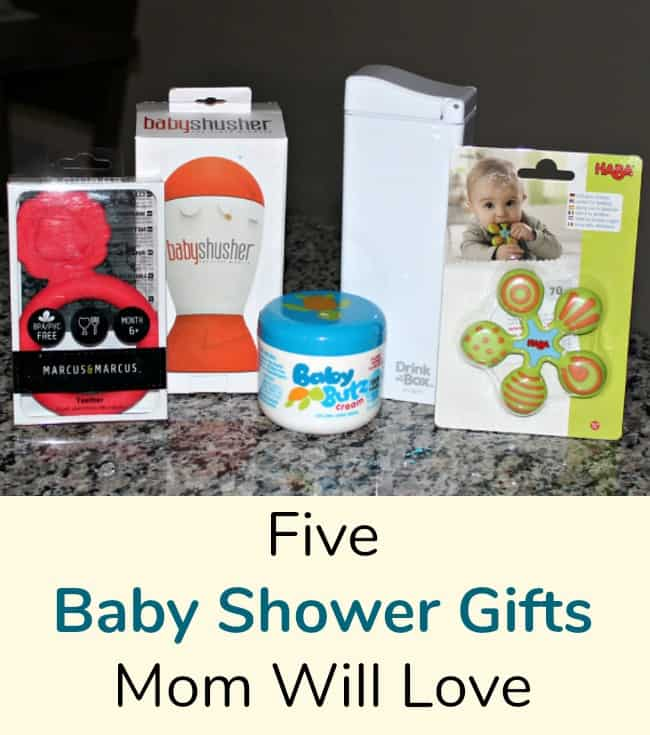 Five Baby Shower Gifts Mom Will Love