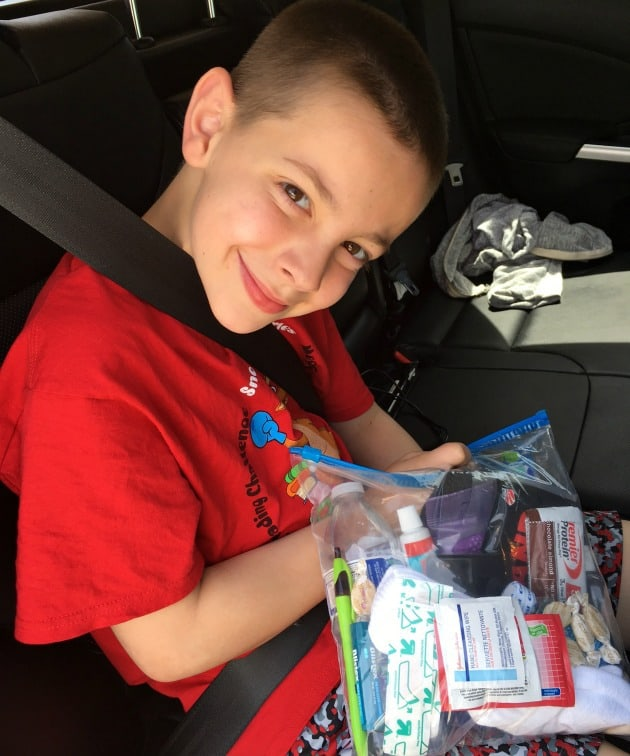 DIY Care Packages for those in Need and those that Help