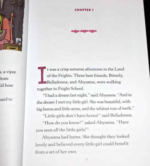 Girl books-Pinkaboos Bitterly