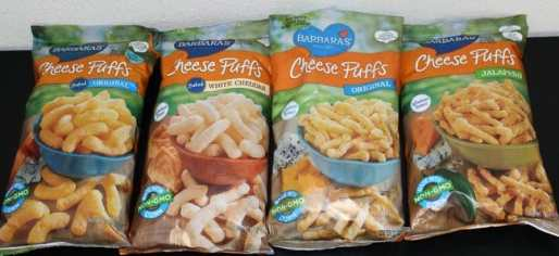 Barbaras-Cheese Puffs | Parenting Healthy | http://parentinghealthy.com/