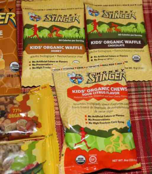 Honey-Stinger-Kids-Organic-Snacks | Parenting Healthy
