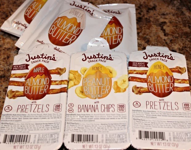 Justins snacks