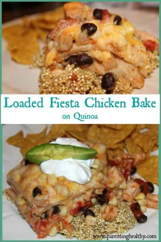 loaded-chicken-fiesta-bake-on-quinoa-parenting-healthy