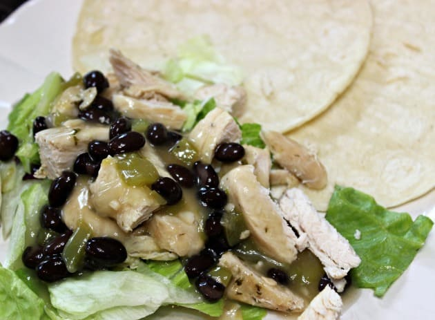 Instant Pot Chicken and Black Bean Gravy Recipe